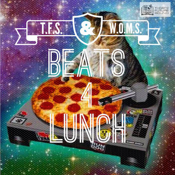 Today's Future Sound West Oakland Middle School Present - Beats4Lunch Vol. II