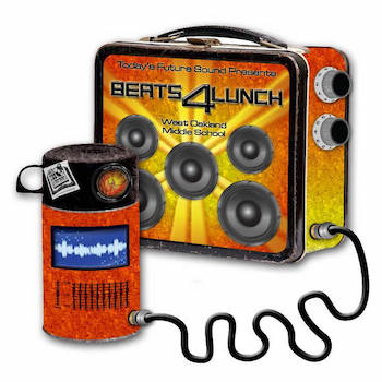 Today's Future Sound West Oakland Middle School Presents - Beats4Lunch