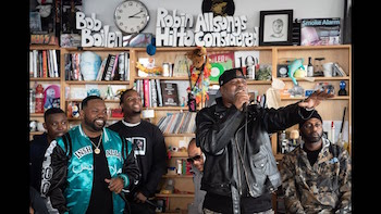 Wu-Tang Clan - NPR Music Tiny Desk Concert