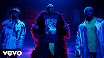 A$AP Ferg feat. Tyga - Dennis Rodman video
