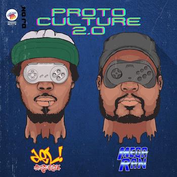 Mega Ran X Del The Funky Homosapien - Proto Culture 2.0 video