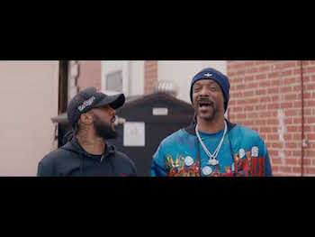 Problem feat. Freddie Gibbs Snoop Dogg - Don't Be Mad At Me Remix video