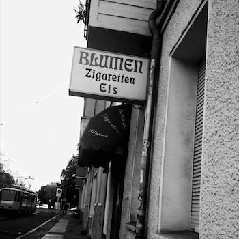 Quarterpoundrrr - Blumen Zigaretten Eis