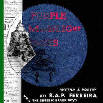 R.A.P. Ferreira - purple moonlight pages