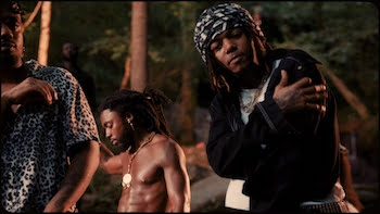 Spillage Village, JID, EARTHGANG – Baptize video