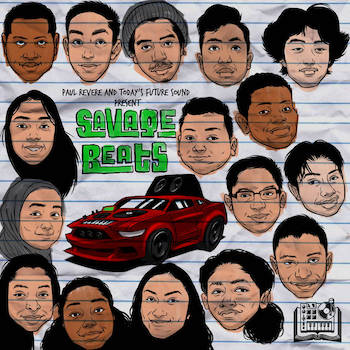 Today's Future Sound Paul Revere Elementary Present: Savage Beats