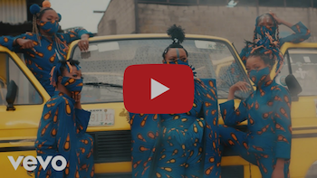 Yemi Alade - True Love video