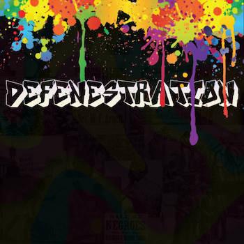 Blue Marvel - Defenestration