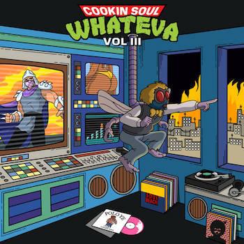 Cookin Soul - WHATEVA Vol. 3 BEATS (full tape)