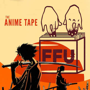 Filthy Fingers United - THE ANIME TAPE