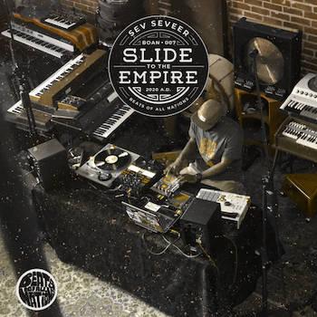 Sev Seveer - Slide to the Empire
