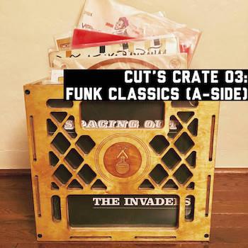 Cut Chemist - Cut's Crate 03: Classic Funk (Side A)