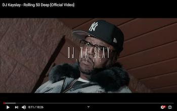 DJ Kayslay - Rolling 50 Deep video