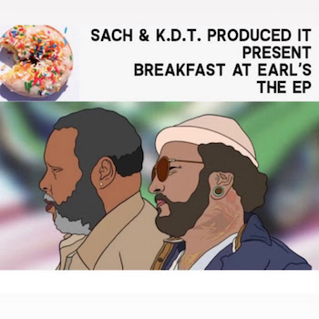Sach K.D.T. Produced It - Hey Love video