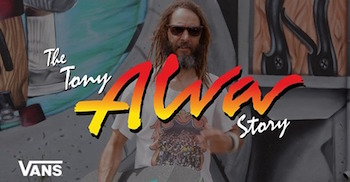 The Tony Alva Story - Jeff Grosso s Loveletters to Skateboarding video