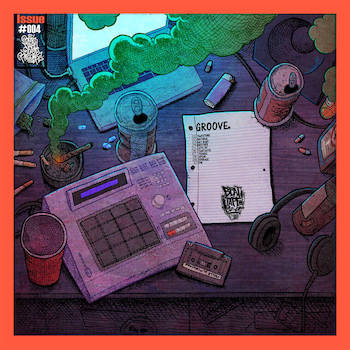 Beat Tape Co-Op Presents The Foundation Producer Series 004 Introducing GROOVE