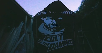 Cult of The Damned feat. CLBRKS - Gung Foo // Worship video