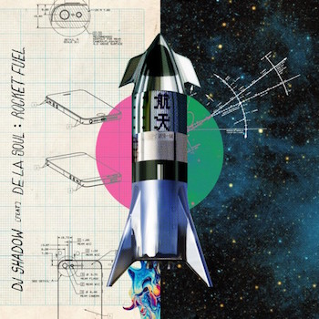 DJ Shadow feat. De La Soul - Rocket Fuel video