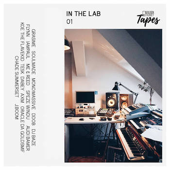 Golden Ticket Tapes - IN THE LAB 01