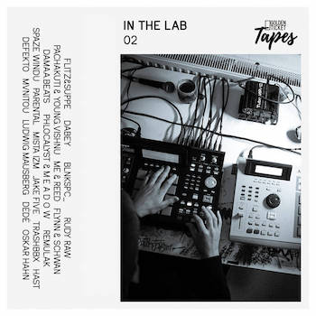 Golden Ticket Tapes - IN THE LAB 02