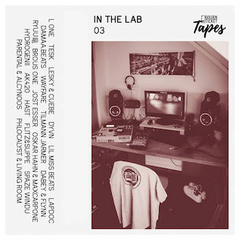 Golden Ticket Tapes - IN THE LAB 03