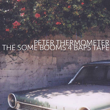 Peter Thermometer - The Some Booms For Bap Tape