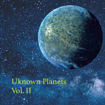 stillmuzik - Unknown Planets Vol II