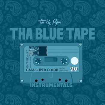 The Key Majors - Tha Blue Tape Instrumentals
