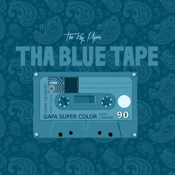 The Key Majors - Tha Blue Tape