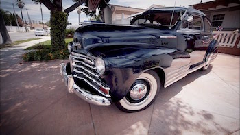 1948 Chevrolet Fleetline by Ray & Phyllis Estrella - LOWRIDER Roll Models Ep. 40