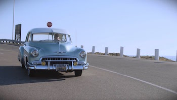1951 Chevy Styleline Deluxe by Rafael Perez - LOWRIDER Roll Models Ep. 44