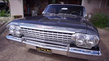 1962 Chevrolet Impala by Eddie Rodriguez - LOWRIDER Roll Models Ep. 48