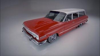 1963 Chevrolet Impala Wagon by Derrick Perez - LOWRIDER Roll Models Ep. 42