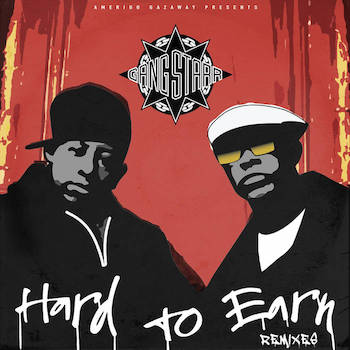Amerigo Gazaway - Gang Starr - Hard To Earn (Remixes)
