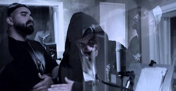 Crucified Theories feat. Longevity - Hustle Up video