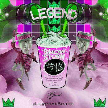 Herband Legend Music - Snowstorm EP