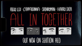 Ricky Lix feat. Cappadonna, Skinnyman Harry Ixer - All In Together video