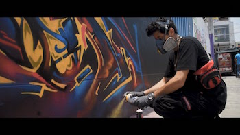 SONIK - Meeting Of Styles Peru 2019 - Graffiti