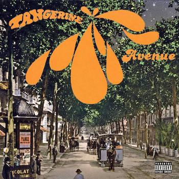 Strangers of Necessity - Tangerine Avenue