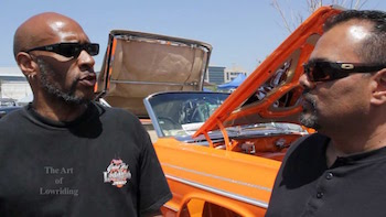 The Art of Lowriding Episode 4 Traffic Car Show