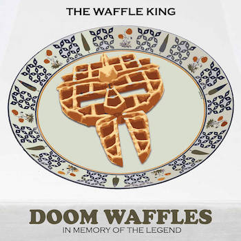 The Waffle King - DOOM x WAFFLES