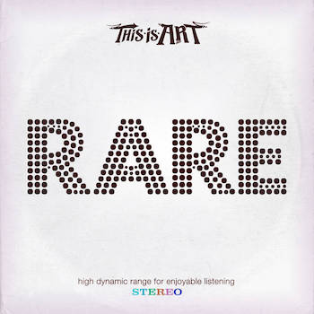 This is ART - Rare