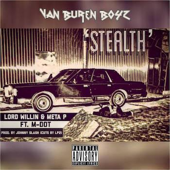 Van Buren Boyz feat. M-Dot - Stealth