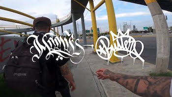 Wild Street Graffiti Series. Homie - Buster