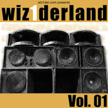 wiz1der - wiz1derland vol. 01