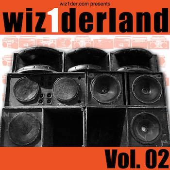 wiz1der - wiz1derland vol. 02