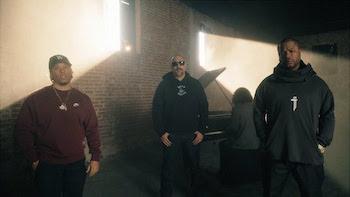 Xzibit, B-Real, Demrick - Summer of Sam video