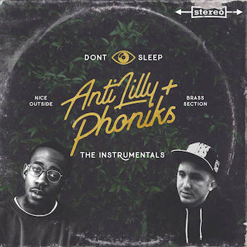 Anti-Lilly Phoniks - The Instrumentals