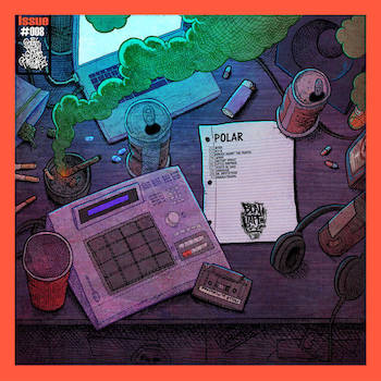 Beat Tape Co-Op Presents The Foundation Producer Series 008 Introducing POLAR