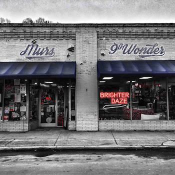 Murs 9th Wonder - Brighter Daze